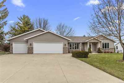 Neenah Single Family Home Active-Offer No Bump: 1944 Susan