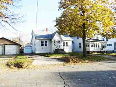 Green Bay Single Family Home Active-No Offer: 211 13th