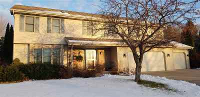 Oshkosh Single Family Home Active-Offer No Bump: 2440 Westhaven