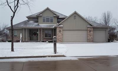Appleton Single Family Home Active-No Offer: 1219 E Bedford
