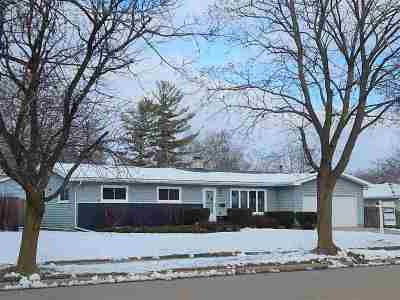 Oshkosh Single Family Home Active-No Offer: 1522 W 7th