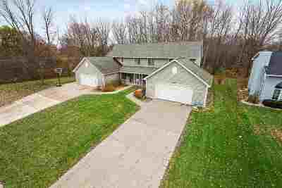 Green Bay Multi Family Home Active-No Offer: 1425 Cardinal