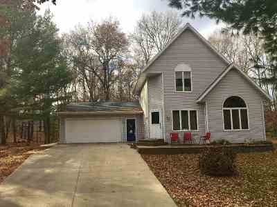 Shawano County Single Family Home Active-No Offer: N7041 Menominee