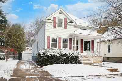 Oshkosh Single Family Home Active-No Offer: 242 W 16th