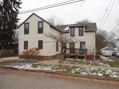 Appleton Multi Family Home Active-No Offer: 914 N Durkee