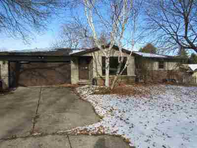 Green Bay Single Family Home Active-Offer No Bump: 2784 Candle