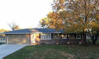 Seymour Single Family Home Active-No Offer: 320 S Park