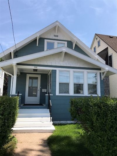 Oshkosh Single Family Home Active-No Offer: 568 Jefferson