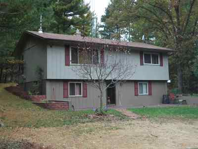 Single Family Home Active-No Offer: N2925 Hwy Gg