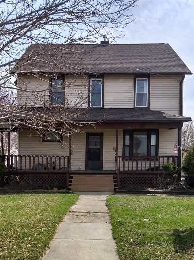Neenah Multi Family Home Active-No Offer: 722 Main