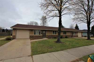 Green Bay Multi Family Home Active-No Offer: 930 Abrams