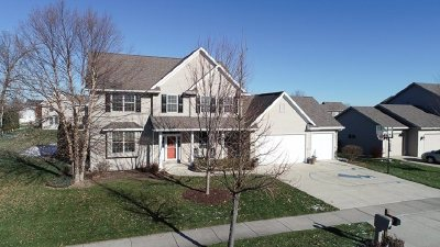 Appleton Single Family Home Active-No Offer: 2702 E Corridor