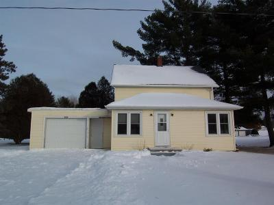 Wausaukee Single Family Home Active-No Offer: 1214 Poplar