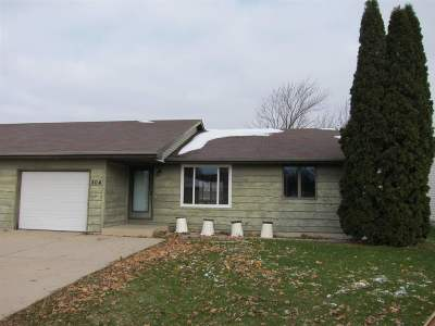 Kaukauna Single Family Home Active-No Offer: 304 Frances