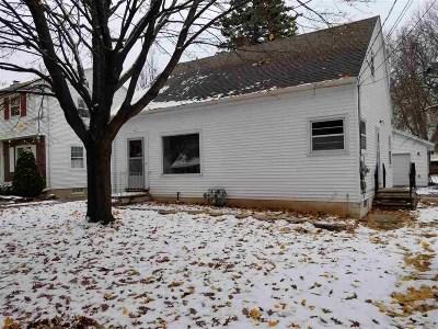 Green Bay Single Family Home Active-No Offer: 1140 Kellogg