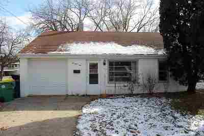 Green Bay Single Family Home Active-No Offer: 145 S Fisk