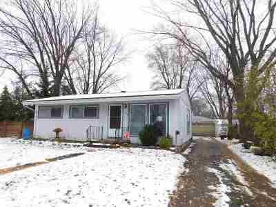 Neenah Single Family Home Active-No Offer: 778 Madison