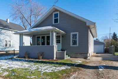 Neenah Single Family Home Active-Offer No Bump: 722 S Commercial