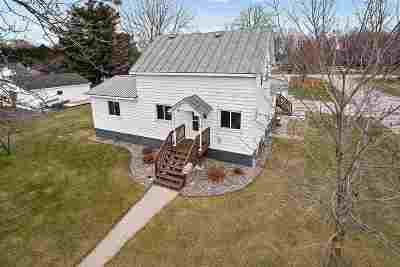 Single Family Home Active-No Offer: 355 Quincy