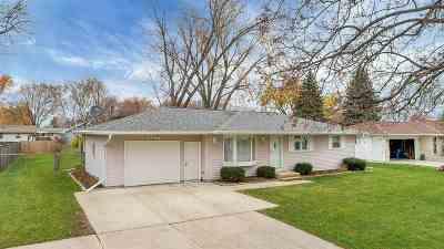 Green Bay Single Family Home Active-No Offer: 2062 S Ridge