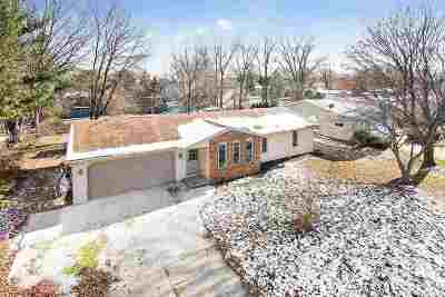 Green Bay Single Family Home Active-No Offer: 2461 St Johns