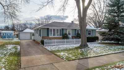 Neenah Single Family Home Active-No Offer: 216 Meade