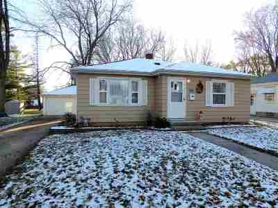 Green Bay Single Family Home Active-No Offer: 1257 Marian