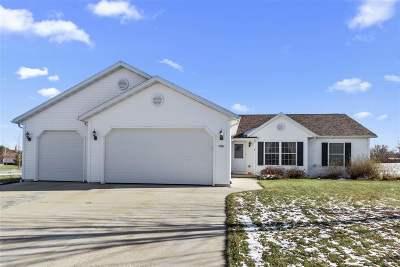 Black Creek Single Family Home Active-Offer No Bump: 408 High Ridge