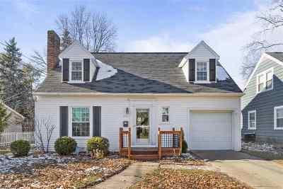 Appleton Single Family Home Active-Offer No Bump: 2115 N Morrison