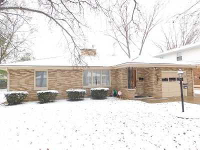 Green Bay Single Family Home Active-No Offer: 1746 Newberry