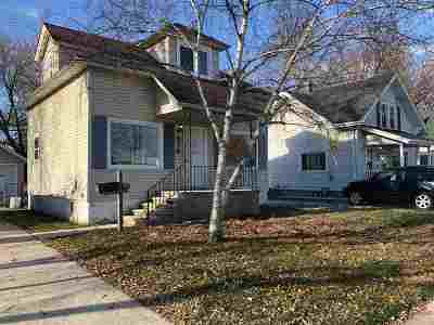 Green Bay Single Family Home Active-No Offer: 416 12th