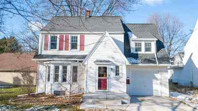 Appleton Single Family Home Active-Offer No Bump: 549 N Summit