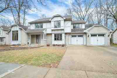 Appleton Single Family Home Active-No Offer: 2516 S Matthias