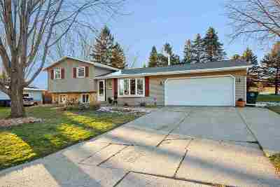 Green Bay Single Family Home Active-No Offer: 2452 St Johns