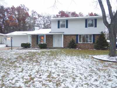 Green Bay Single Family Home Active-Offer No Bump: 465 Tyrolian