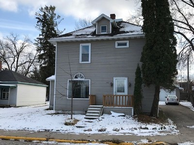 Gillett Single Family Home Active-Offer No Bump: 100 E Main