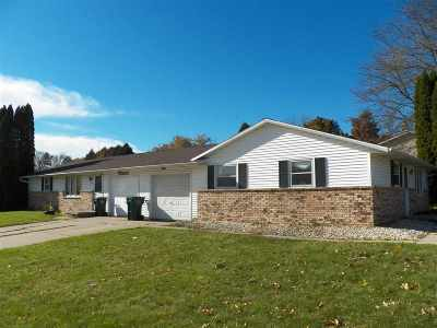 Green Bay Multi Family Home Active-No Offer: 1147 Jaymar