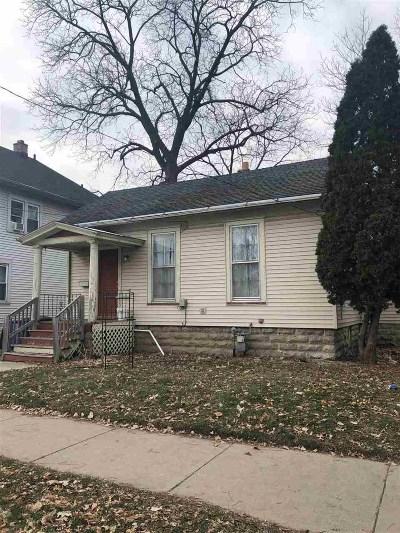Oshkosh Single Family Home Active-No Offer: 735 Wisconsin