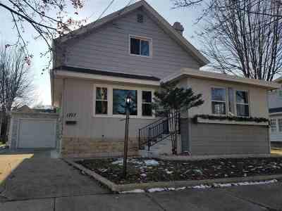 Oshkosh Single Family Home Active-No Offer: 1207 School