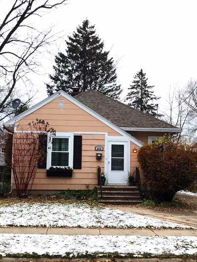 Green Bay Single Family Home Active-No Offer: 212 Hazel