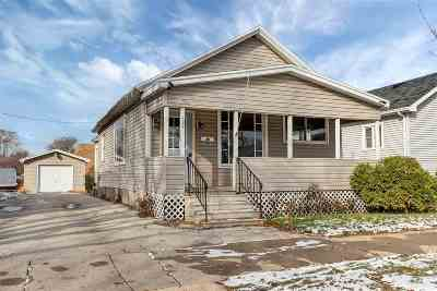 Green Bay Single Family Home Active-No Offer: 226 S Quincy
