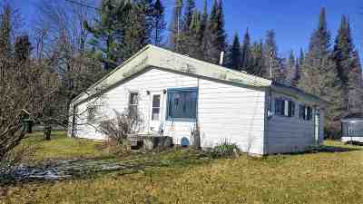 Amberg Single Family Home Active-No Offer: W7196 Black Sam