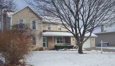 Oshkosh Single Family Home Active-No Offer: 2912 Westmoor