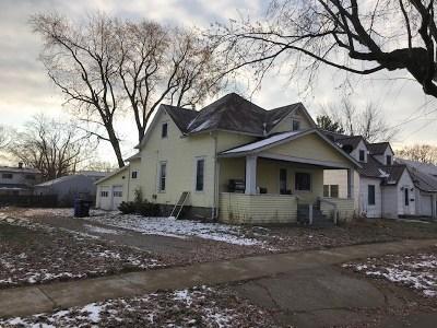 Appleton Single Family Home Active-No Offer: 1716 N Alvin