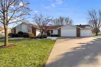 Greenville Single Family Home Active-Offer No Bump: W6583 Cedar