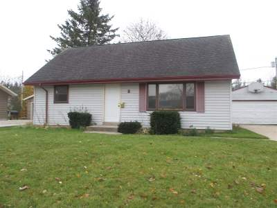 Single Family Home Active-No Offer: 215 Shelly
