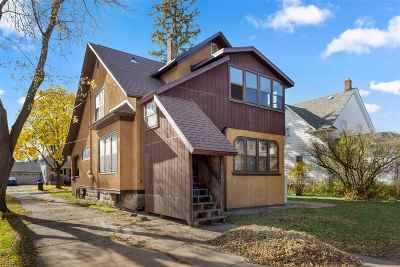 Appleton Single Family Home Active-No Offer: 308 E Harrison