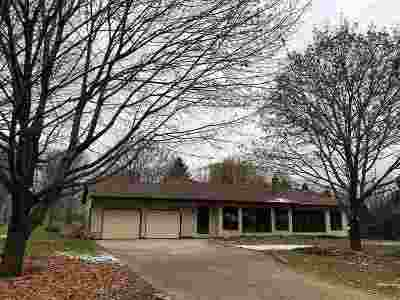 Oneida Single Family Home Active-No Offer: 980 Oakview