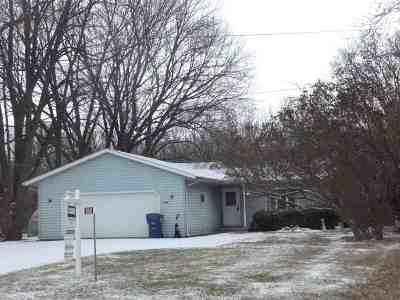 Neenah Single Family Home Active-No Offer: 2042 Hwy A