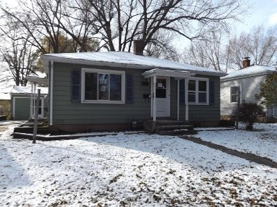 Green Bay Single Family Home Active-No Offer: 1446 Emilie